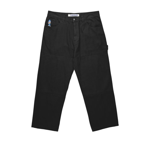 Polar 93 Canvas Pants - Black