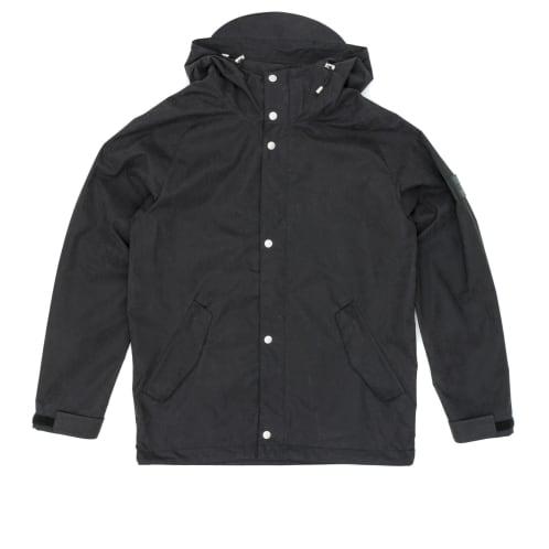 Makia Raglan Jacket - Black