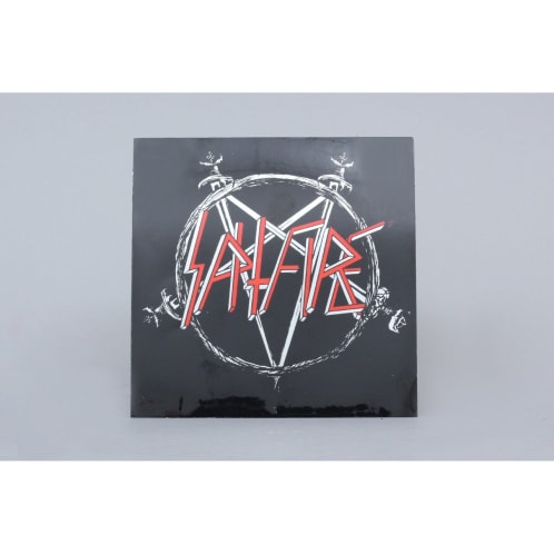 Spitfire No Mercy Sticker Black