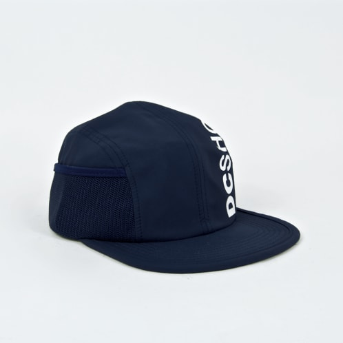 DC Shoes - Wrapherder Camper Hat - Nautical Blue