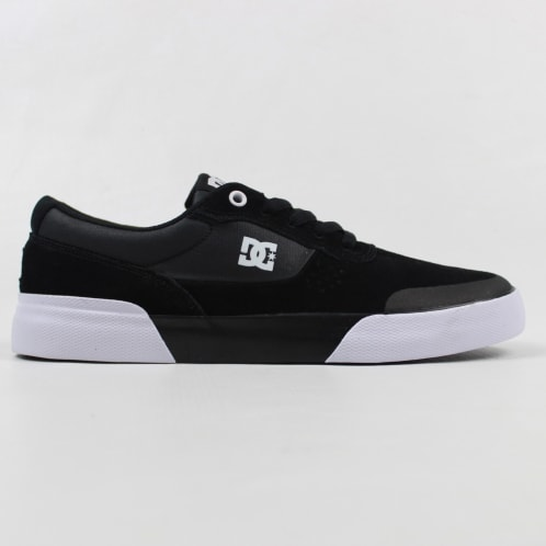 DC Switch Plus Slim Shoe Black/White