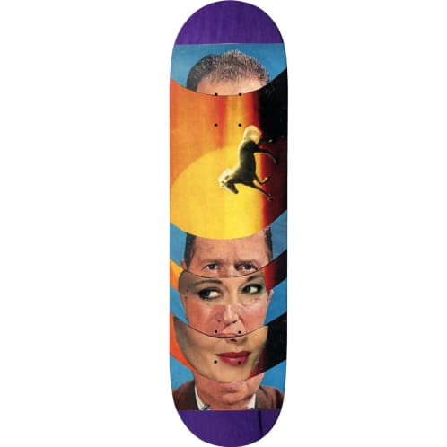 Baker Skateboards Cyril Jackson Continuum Skateboarding Deck - 8.00