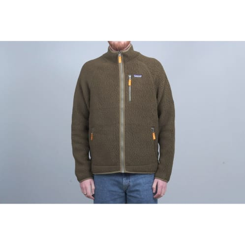 Patagonia Retro Pile Fleece Jacket Sediment