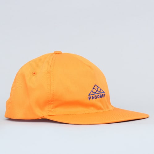 Paccbet Cap Orange