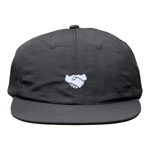 North Supplies Logo Cap - Black