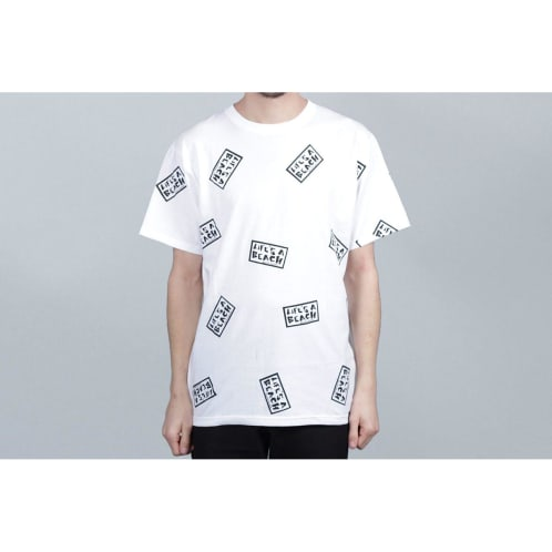 Life's A Beach All Over T-Shirt White