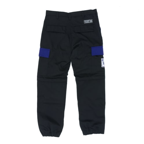 Adidas x Hardies Zip Off Pants - Black/Collegiate Purple