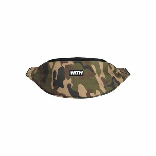 With Section OG pouch (camo)