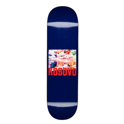 Hockey Skateboards Kosovo Skateboard Deck - 8.5