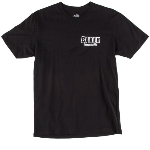 Baker Uno Pocket Logo T-Shirt - Black