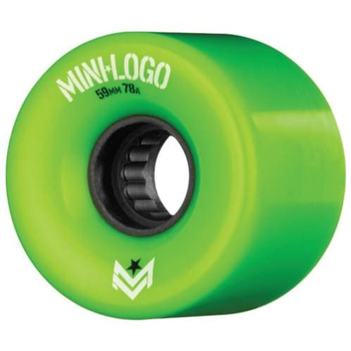 A.W.O.L. Cruiser Wheels 78a 59mm