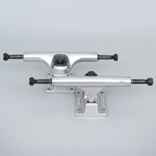 ACE 03 Skateboard Truck Raw Silver