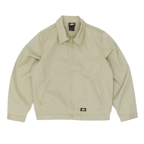Dickies Unlined Eisenhower Jacket - Rinsed Khaki