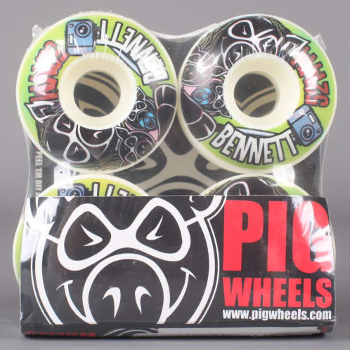 Pig 'Bennett Vice' 52mm Wheels