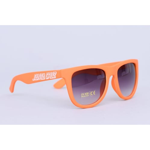 Santa Cruz Classic Strip Sunglasses Coral