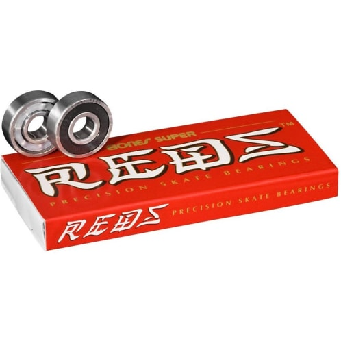 Bones Super Reds Bearings (Set of 8)