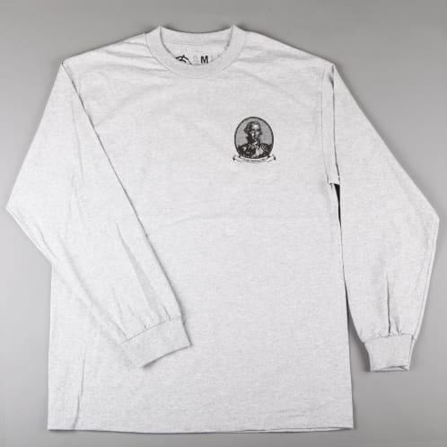 CSC 'Drunk' Longsleeve T-Shirt (Heather Grey)