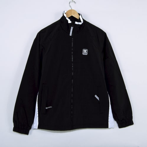 DC Shoes - Welwyn Tracksuit Jacket - Black