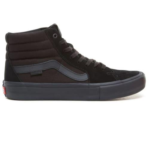 Vans Sk8-Hi Pro Shoes Blackout