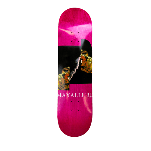Maxallure Skateboards The Glorious of Many Series Skateboard Deck - 8.12