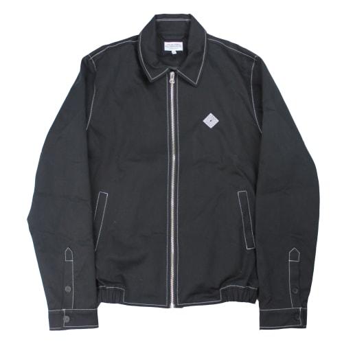 The National Skateboard Co. Harrington jacket Black