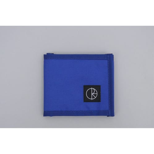 Polar Cordura Wallet Blue