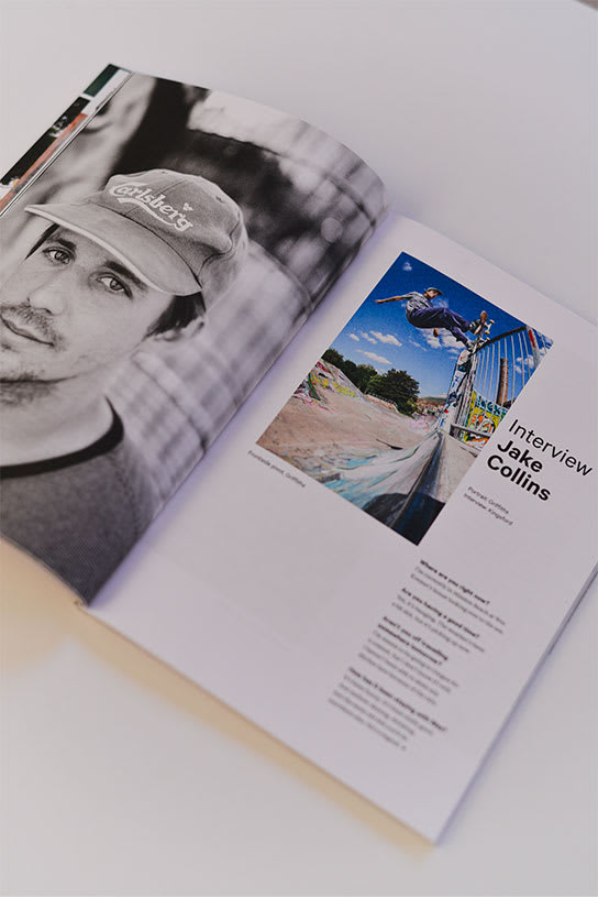What's It Like To Run A Skateboarding Magazine?