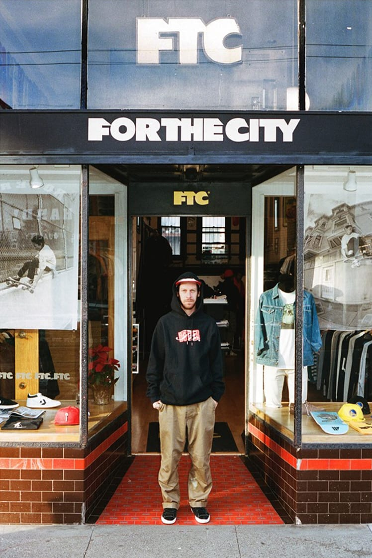 Butter Goods FTC Collection: 'For The City'