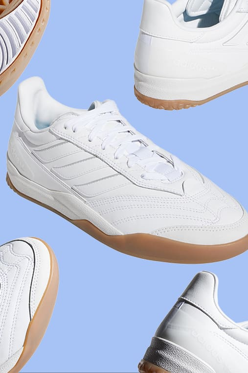 Copa Nationale - White and Gum Release