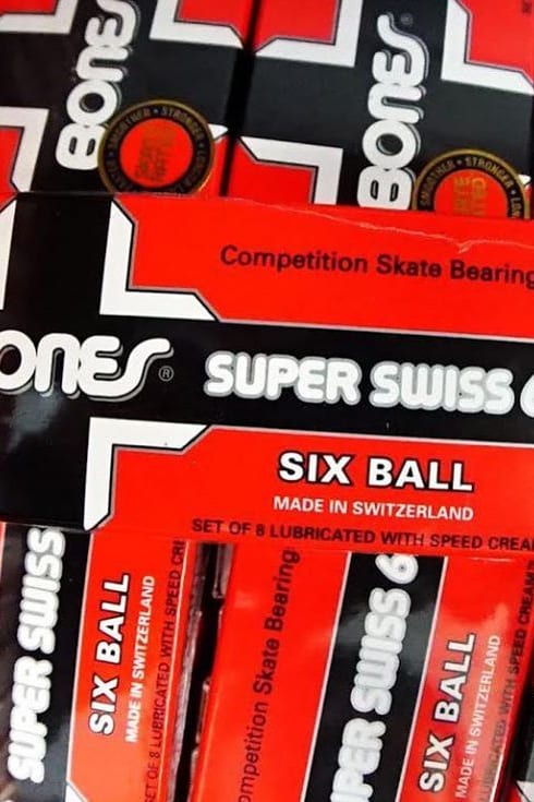 Speed Check - Shop the Bones bearings full range