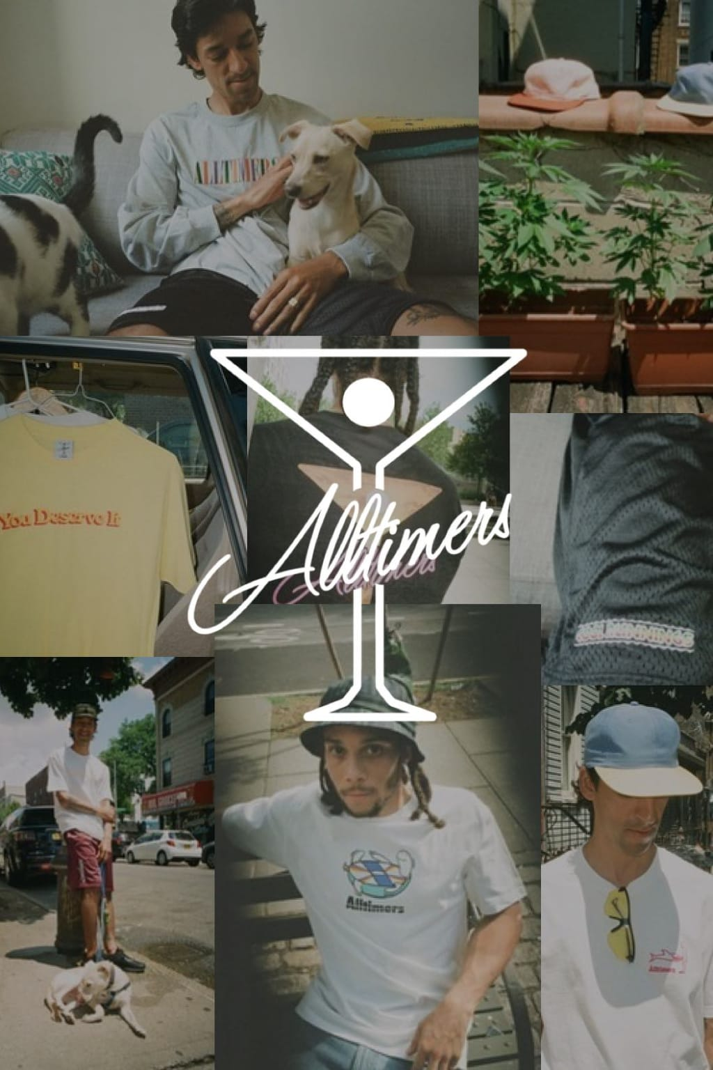 Shop Alltimers' latest Hardware and Apparel Drop