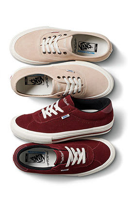 Vans Yardsale Shoe Release