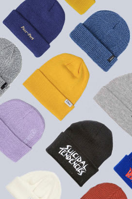 Curation: Shop February's Best Beanies