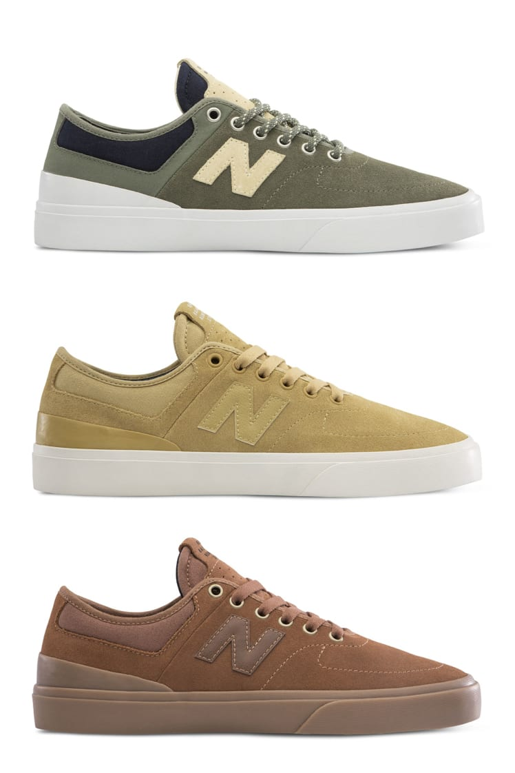 New Balance Launch Team Colourways for the NM379