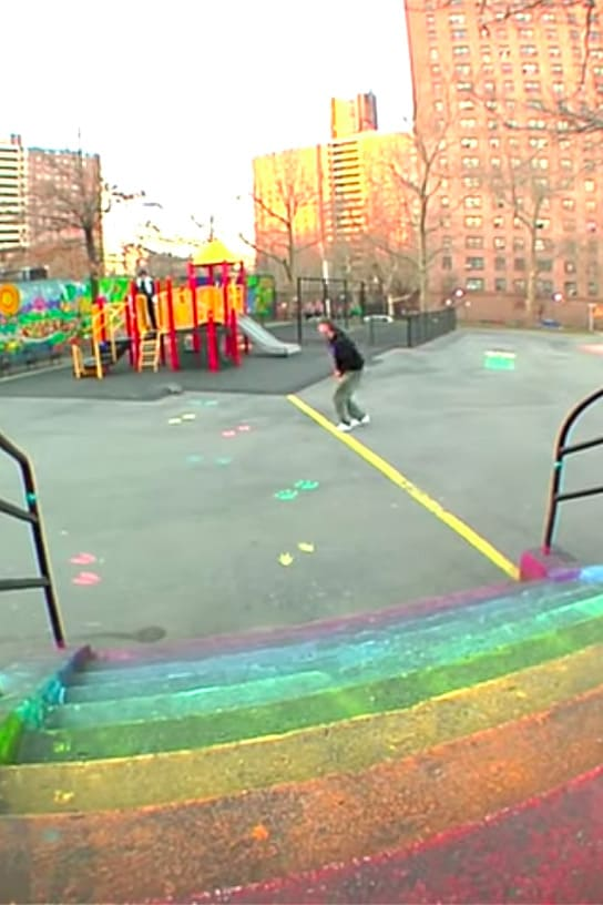 'Uhoh' NYC Video, with Wade Desarmo, Brad Cromer & More.