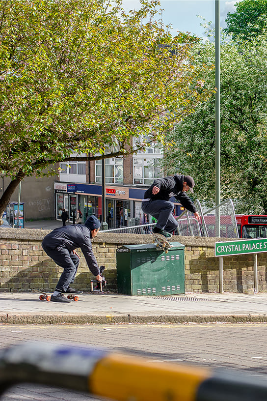 Dan Magee Talks Cover Version And Full-Length Skate Videos.