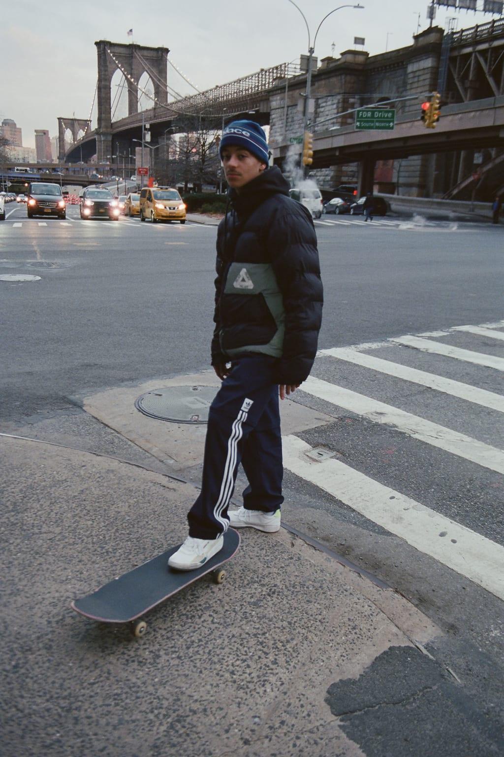 Heitor da Silva for the adidas Skateboarding Liberty Cup