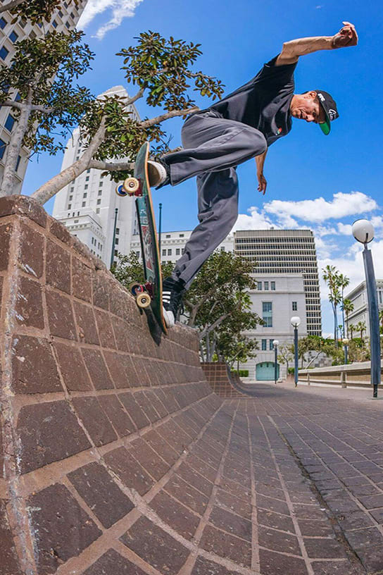 Chico Brenes talks Instagram, old school decks and San Francisco.