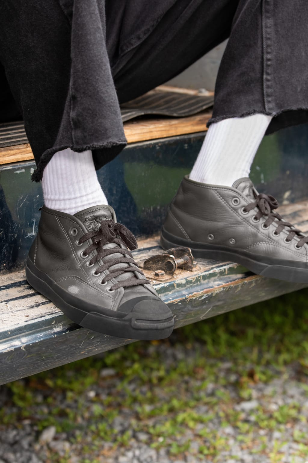 Jake Johnson Releases His Converse Jack Purcell Pro