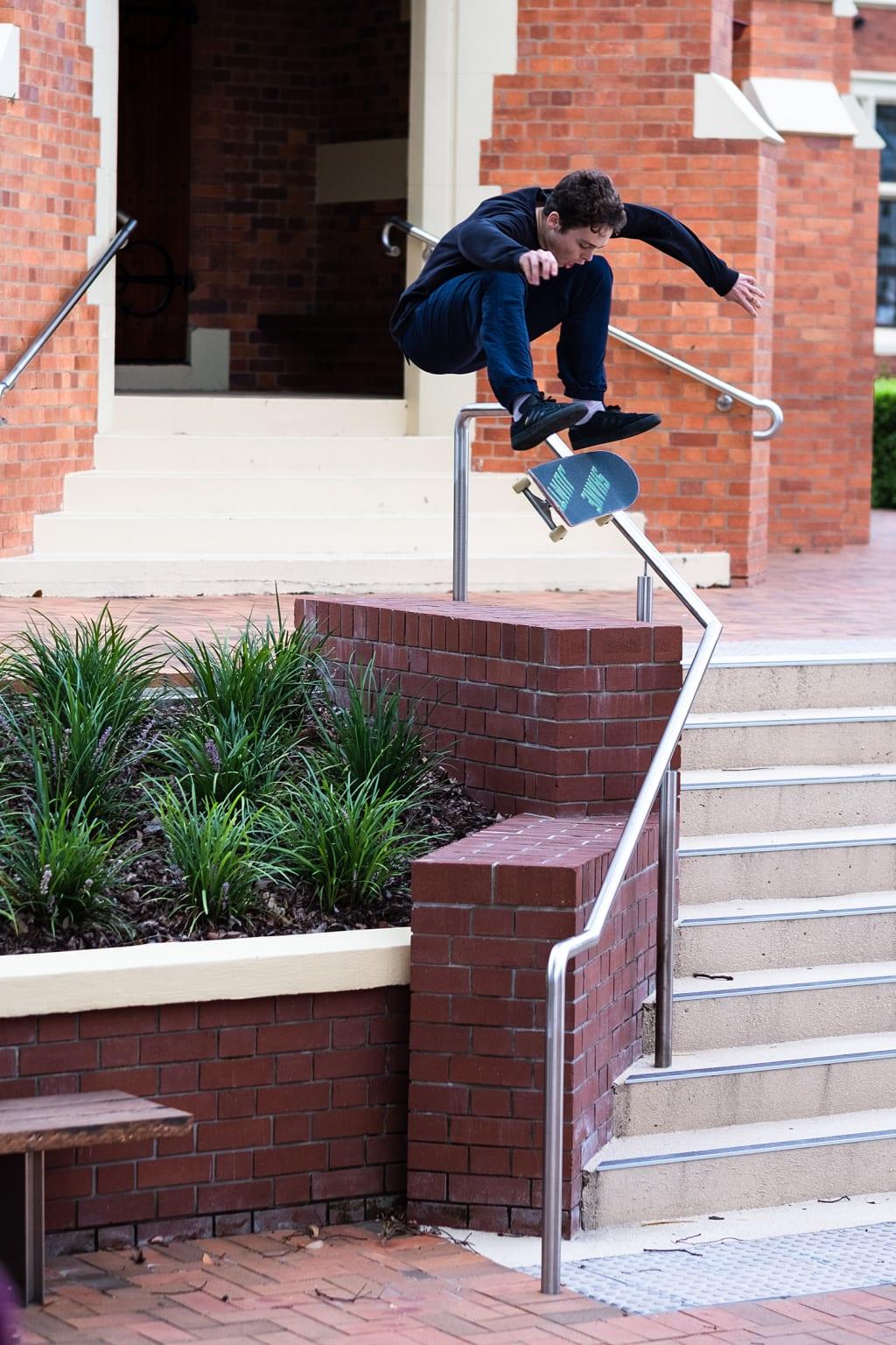 adidas Skateboarding: Reverb Video