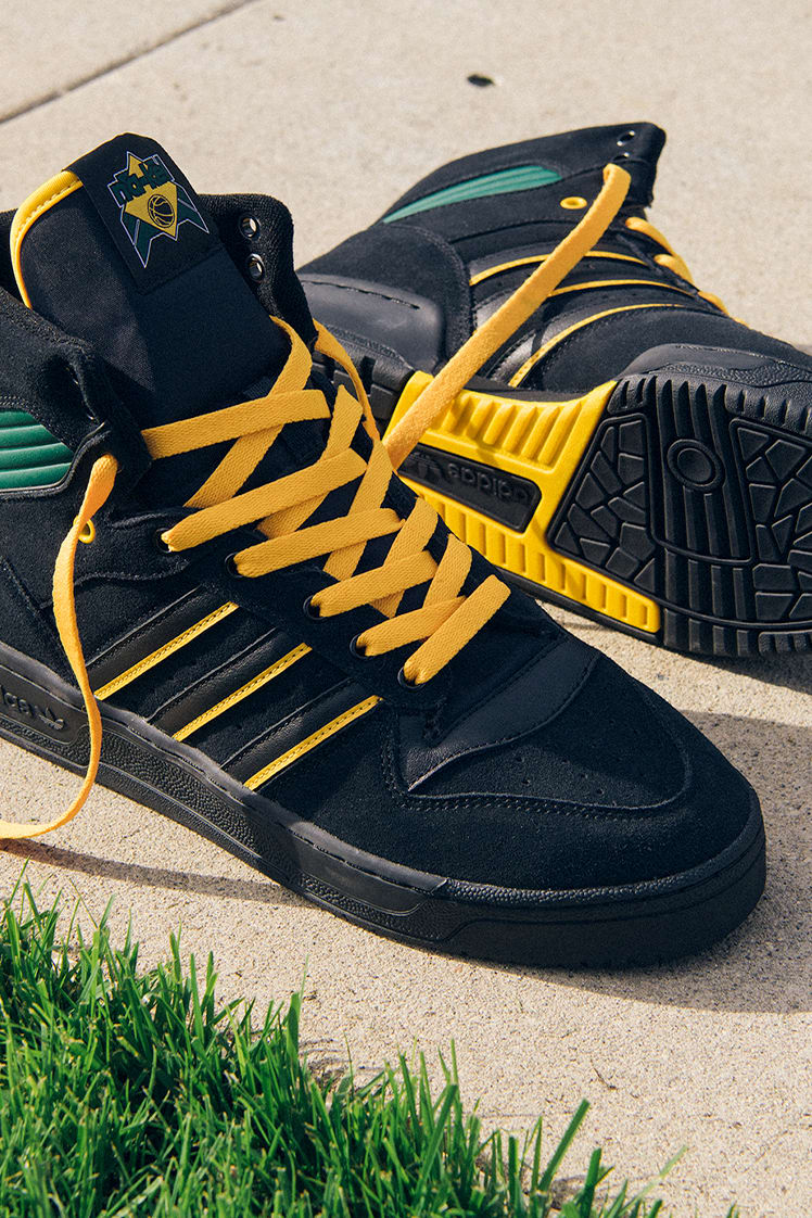 Na-Kel & adidas present the adidas Rivalry Hi OG x Na-Kel