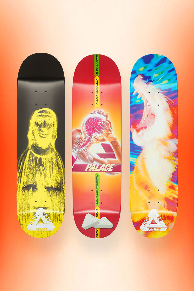 Palace Skateboards New Collection