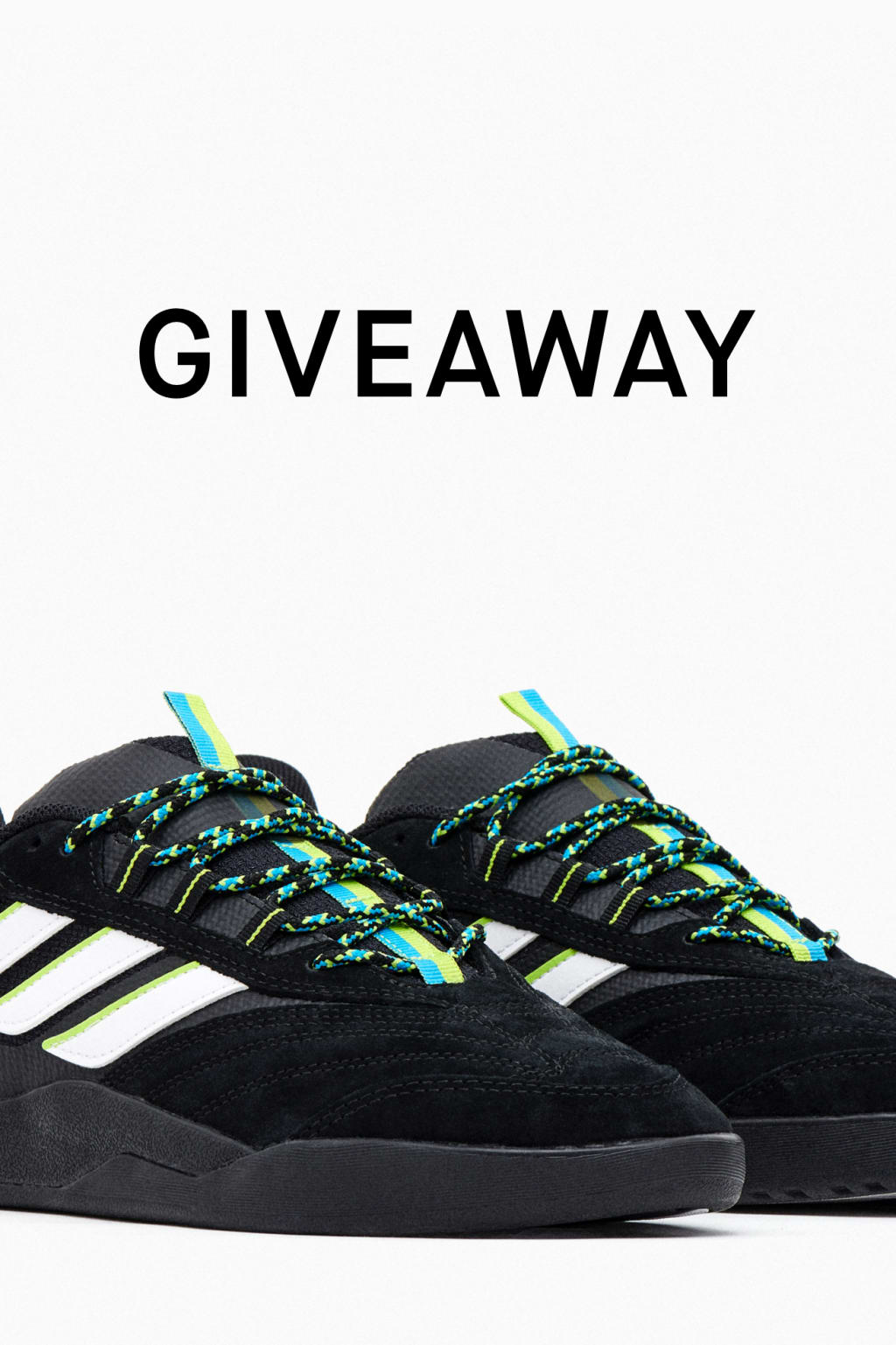 Win Mike Arnold's New adidas Shoe & Board