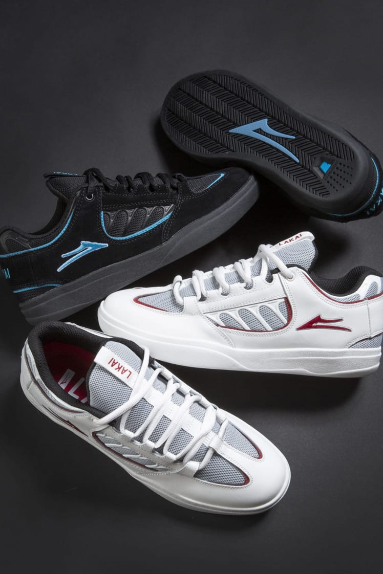Presenting the Reimagined Lakai Carroll Skate Shoe