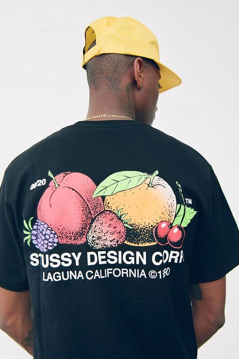 Stussy's Summer Collection Arrivals