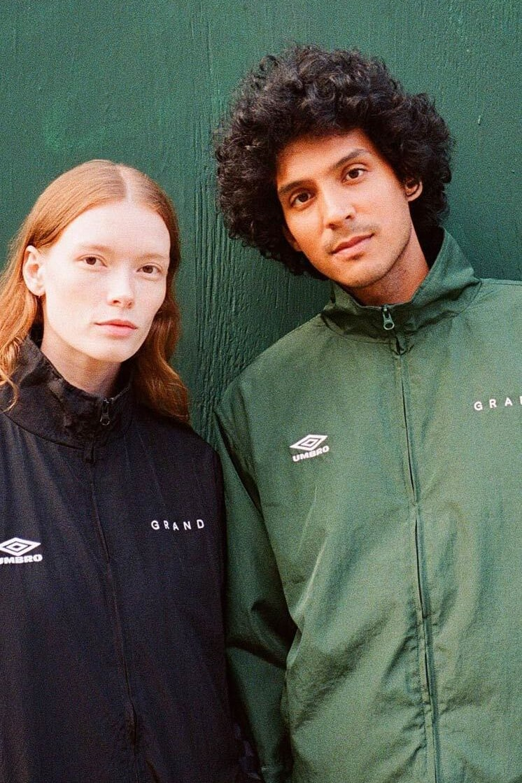 Grand Collection x Umbro Fall 2020 Collection