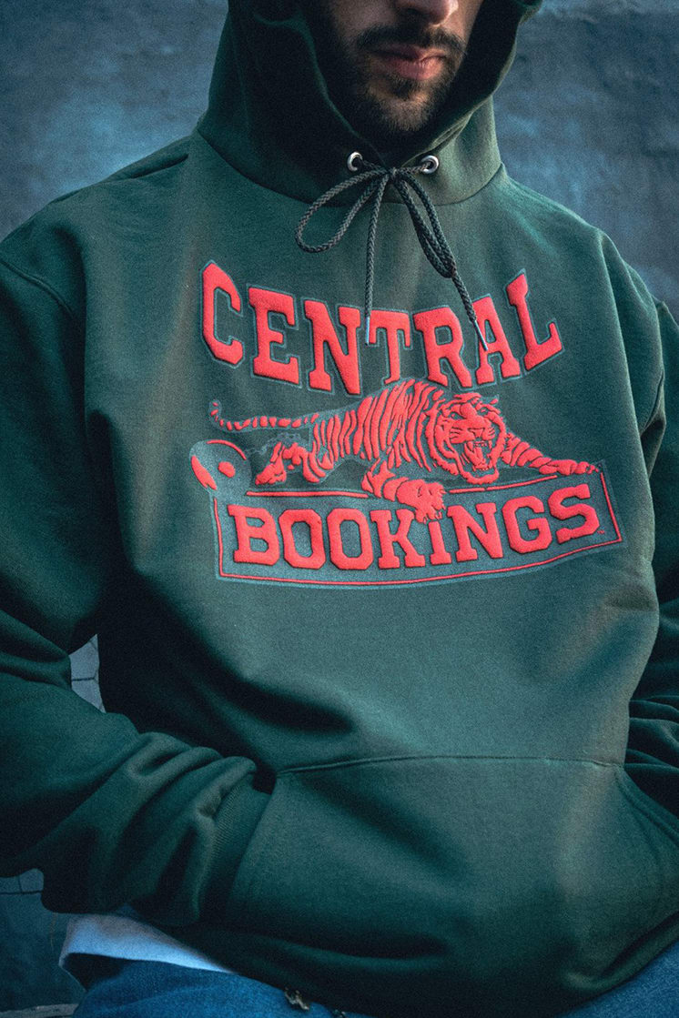 Introducing: Central Booking Intl.
