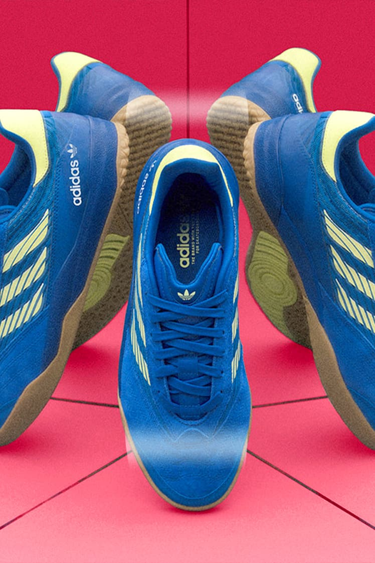 The Copa Nationale: adidas' Latest Skate Shoe Evolution