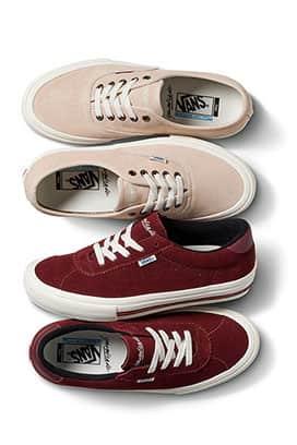 Vans Yardsale Shoe Release