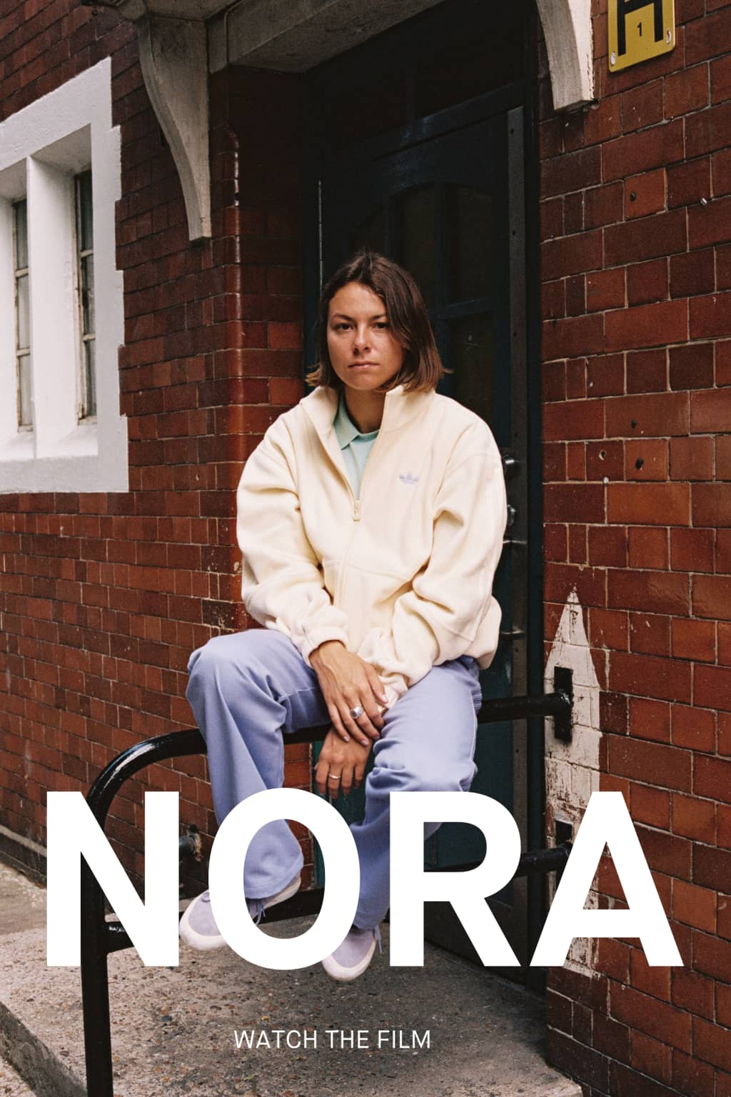 Exclusive Nora Vasconcellos Film and her adidas Unisex Collection Preview